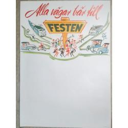 Affisch - xxx