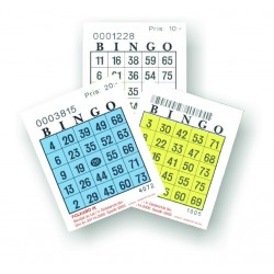 Nummer- & Free Play-bricka Typ S