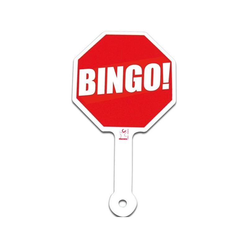 Bingo Stoppskylt